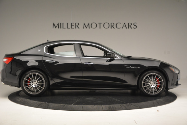 New 2017 Maserati Ghibli S Q4 for sale Sold at Rolls-Royce Motor Cars Greenwich in Greenwich CT 06830 9