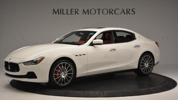 New 2016 Maserati Ghibli S Q4 for sale Sold at Rolls-Royce Motor Cars Greenwich in Greenwich CT 06830 2