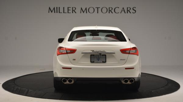 New 2016 Maserati Ghibli S Q4 for sale Sold at Rolls-Royce Motor Cars Greenwich in Greenwich CT 06830 5