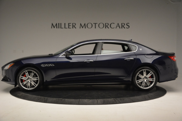 New 2017 Maserati Quattroporte S Q4 for sale Sold at Rolls-Royce Motor Cars Greenwich in Greenwich CT 06830 3