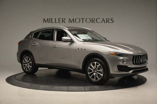New 2017 Maserati Levante 350hp for sale Sold at Rolls-Royce Motor Cars Greenwich in Greenwich CT 06830 10