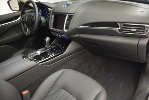 New 2017 Maserati Levante 350hp for sale Sold at Rolls-Royce Motor Cars Greenwich in Greenwich CT 06830 19