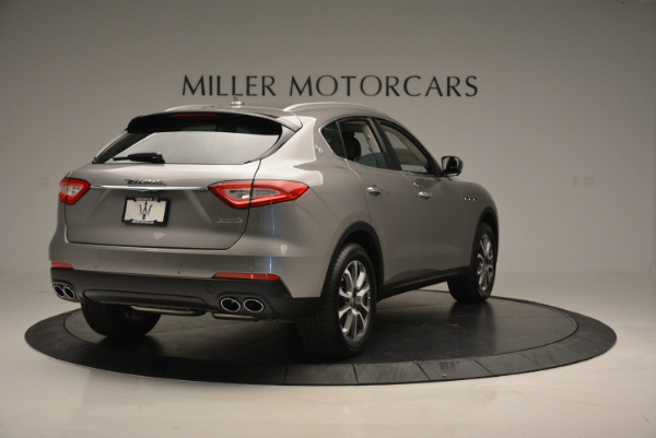 New 2017 Maserati Levante 350hp for sale Sold at Rolls-Royce Motor Cars Greenwich in Greenwich CT 06830 6