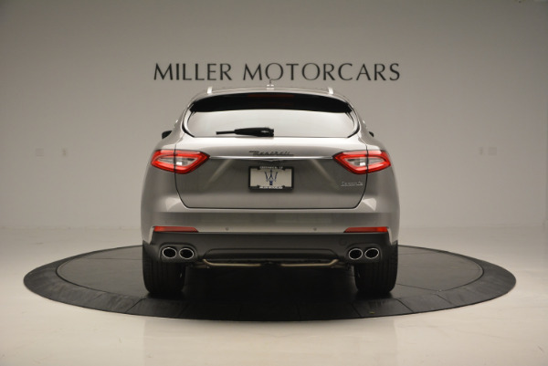 New 2017 Maserati Levante 350hp for sale Sold at Rolls-Royce Motor Cars Greenwich in Greenwich CT 06830 7