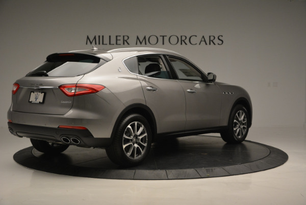 New 2017 Maserati Levante 350hp for sale Sold at Rolls-Royce Motor Cars Greenwich in Greenwich CT 06830 8