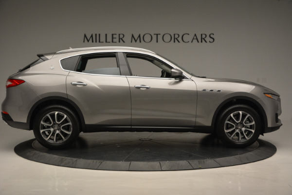 New 2017 Maserati Levante 350hp for sale Sold at Rolls-Royce Motor Cars Greenwich in Greenwich CT 06830 9