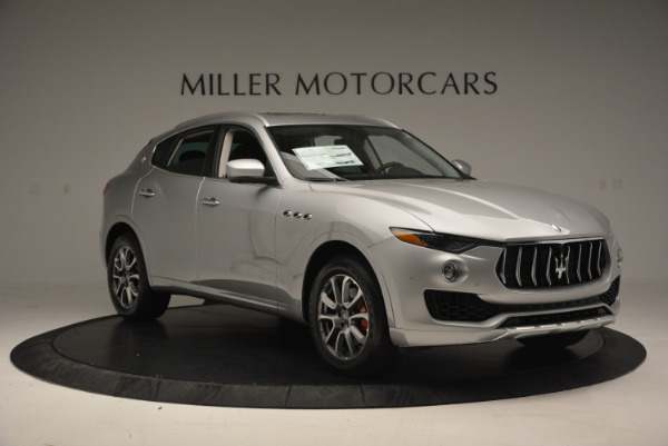 New 2017 Maserati Levante 350hp for sale Sold at Rolls-Royce Motor Cars Greenwich in Greenwich CT 06830 11