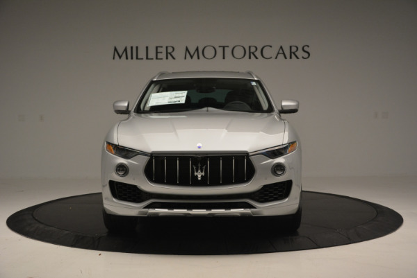New 2017 Maserati Levante 350hp for sale Sold at Rolls-Royce Motor Cars Greenwich in Greenwich CT 06830 12