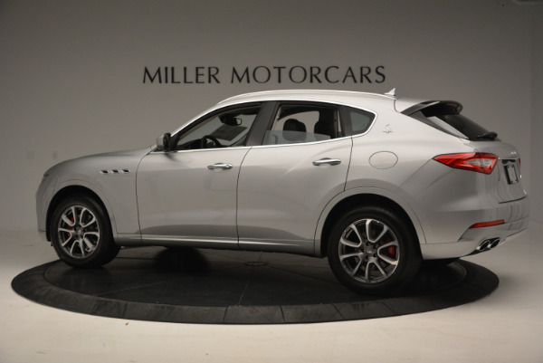 New 2017 Maserati Levante 350hp for sale Sold at Rolls-Royce Motor Cars Greenwich in Greenwich CT 06830 4
