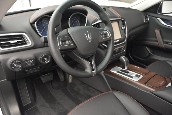Used 2016 Maserati Ghibli S Q4 for sale Sold at Rolls-Royce Motor Cars Greenwich in Greenwich CT 06830 20