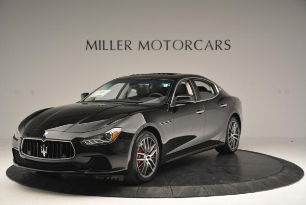 Used 2016 Maserati Ghibli S Q4 for sale Sold at Rolls-Royce Motor Cars Greenwich in Greenwich CT 06830 24