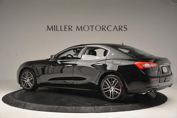 Used 2016 Maserati Ghibli S Q4 for sale Sold at Rolls-Royce Motor Cars Greenwich in Greenwich CT 06830 4