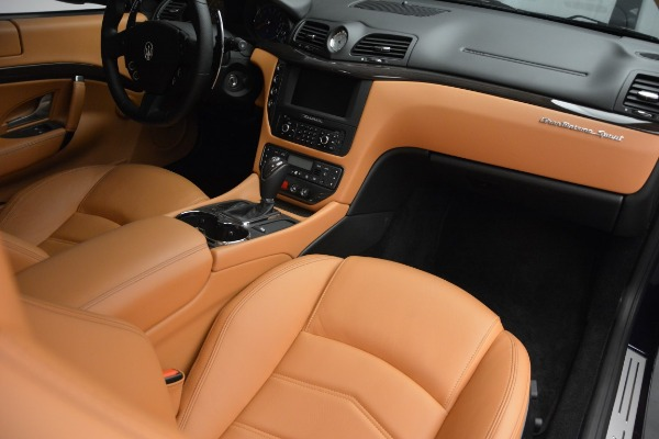 New 2017 Maserati GranTurismo Sport for sale Sold at Rolls-Royce Motor Cars Greenwich in Greenwich CT 06830 18