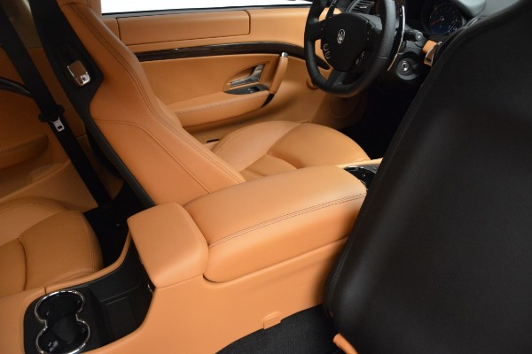 New 2017 Maserati GranTurismo Sport for sale Sold at Rolls-Royce Motor Cars Greenwich in Greenwich CT 06830 21