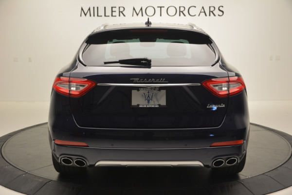 New 2017 Maserati Levante S for sale Sold at Rolls-Royce Motor Cars Greenwich in Greenwich CT 06830 5