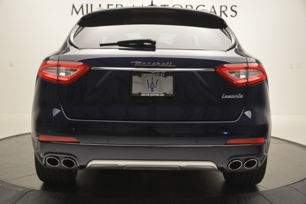 New 2017 Maserati Levante S for sale Sold at Rolls-Royce Motor Cars Greenwich in Greenwich CT 06830 6
