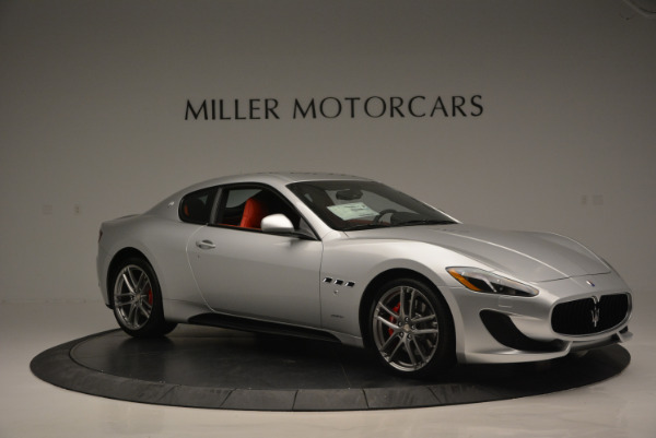 New 2017 Maserati GranTurismo Sport for sale Sold at Rolls-Royce Motor Cars Greenwich in Greenwich CT 06830 10