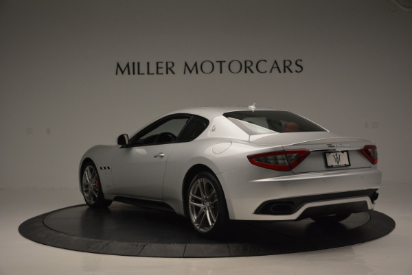 New 2017 Maserati GranTurismo Sport for sale Sold at Rolls-Royce Motor Cars Greenwich in Greenwich CT 06830 5