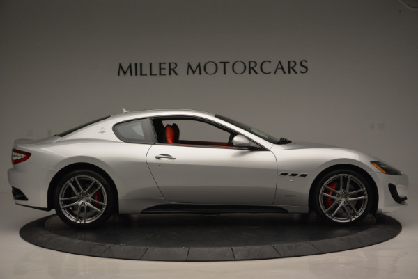 New 2017 Maserati GranTurismo Sport for sale Sold at Rolls-Royce Motor Cars Greenwich in Greenwich CT 06830 9