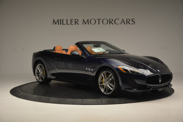 New 2017 Maserati GranTurismo Sport for sale Sold at Rolls-Royce Motor Cars Greenwich in Greenwich CT 06830 11