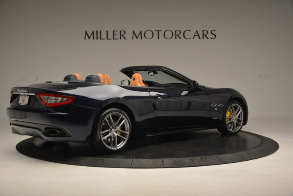 New 2017 Maserati GranTurismo Sport for sale Sold at Rolls-Royce Motor Cars Greenwich in Greenwich CT 06830 8