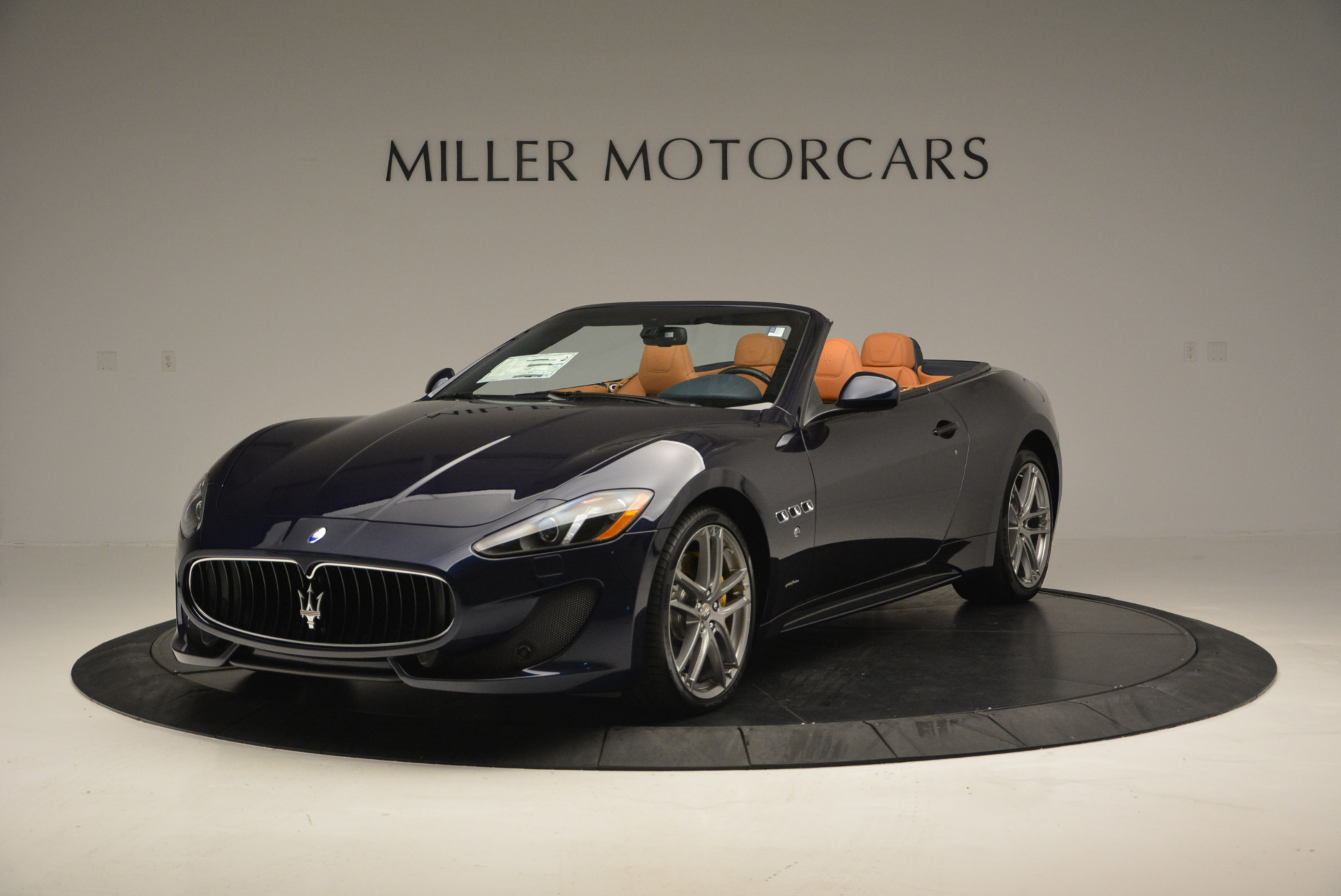 New 2017 Maserati GranTurismo Sport for sale Sold at Rolls-Royce Motor Cars Greenwich in Greenwich CT 06830 1