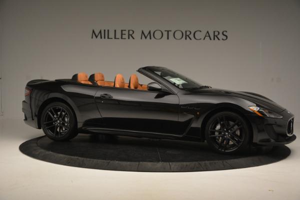 New 2017 Maserati GranTurismo MC CONVERTIBLE for sale Sold at Rolls-Royce Motor Cars Greenwich in Greenwich CT 06830 10