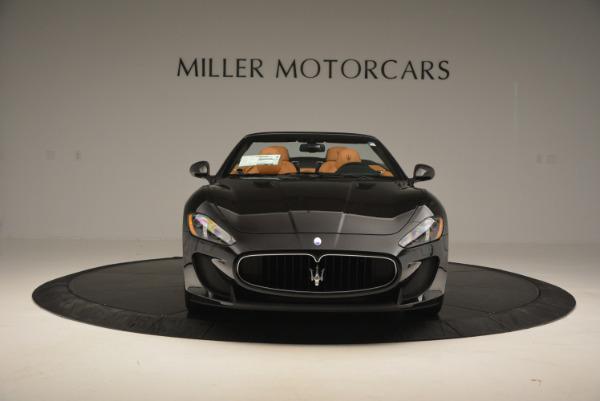 New 2017 Maserati GranTurismo MC CONVERTIBLE for sale Sold at Rolls-Royce Motor Cars Greenwich in Greenwich CT 06830 12