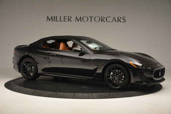 New 2017 Maserati GranTurismo MC CONVERTIBLE for sale Sold at Rolls-Royce Motor Cars Greenwich in Greenwich CT 06830 14