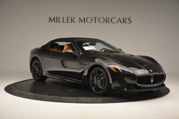 New 2017 Maserati GranTurismo MC CONVERTIBLE for sale Sold at Rolls-Royce Motor Cars Greenwich in Greenwich CT 06830 15