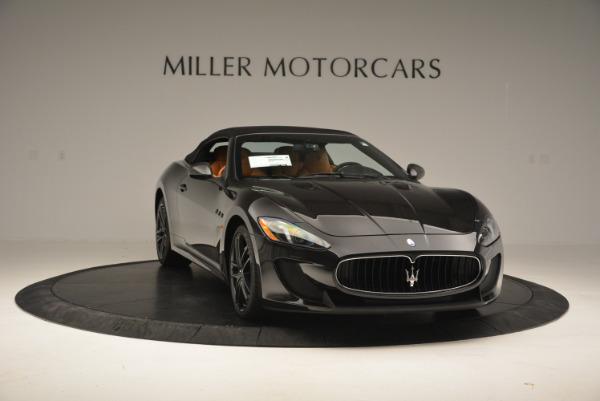 New 2017 Maserati GranTurismo MC CONVERTIBLE for sale Sold at Rolls-Royce Motor Cars Greenwich in Greenwich CT 06830 16