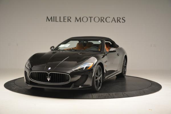 New 2017 Maserati GranTurismo MC CONVERTIBLE for sale Sold at Rolls-Royce Motor Cars Greenwich in Greenwich CT 06830 18
