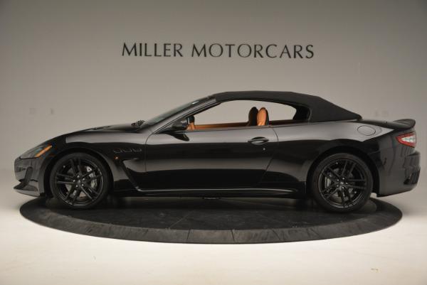 New 2017 Maserati GranTurismo MC CONVERTIBLE for sale Sold at Rolls-Royce Motor Cars Greenwich in Greenwich CT 06830 20