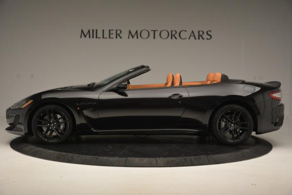 New 2017 Maserati GranTurismo MC CONVERTIBLE for sale Sold at Rolls-Royce Motor Cars Greenwich in Greenwich CT 06830 3