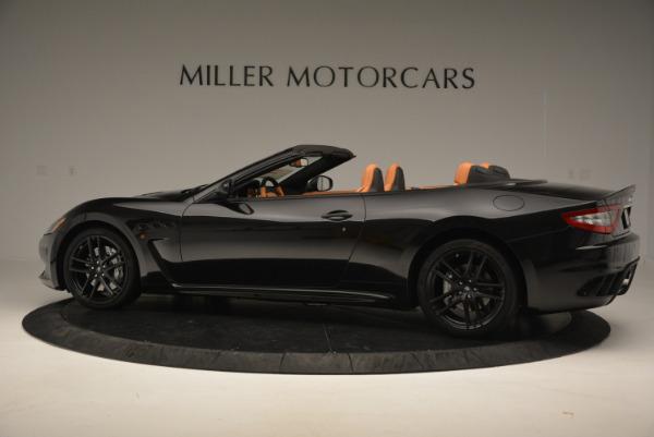 New 2017 Maserati GranTurismo MC CONVERTIBLE for sale Sold at Rolls-Royce Motor Cars Greenwich in Greenwich CT 06830 4