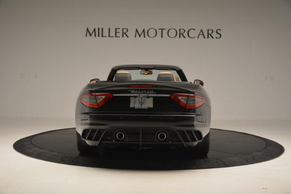 New 2017 Maserati GranTurismo MC CONVERTIBLE for sale Sold at Rolls-Royce Motor Cars Greenwich in Greenwich CT 06830 6