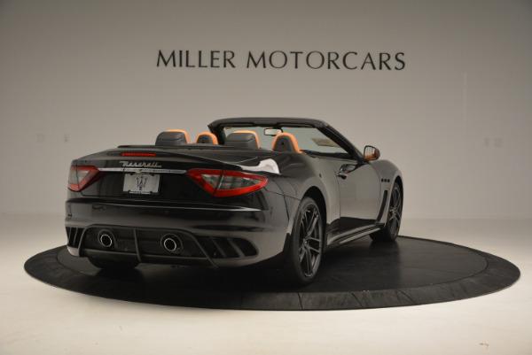 New 2017 Maserati GranTurismo MC CONVERTIBLE for sale Sold at Rolls-Royce Motor Cars Greenwich in Greenwich CT 06830 7