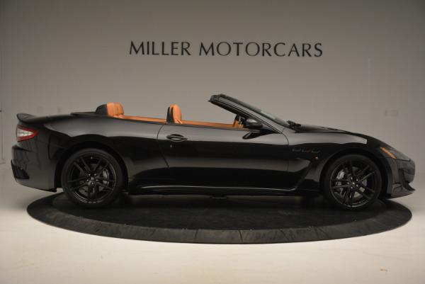 New 2017 Maserati GranTurismo MC CONVERTIBLE for sale Sold at Rolls-Royce Motor Cars Greenwich in Greenwich CT 06830 9
