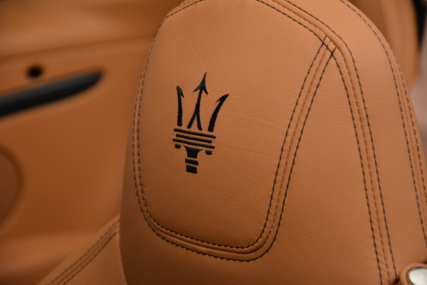New 2017 Maserati GranTurismo MC for sale Sold at Rolls-Royce Motor Cars Greenwich in Greenwich CT 06830 24