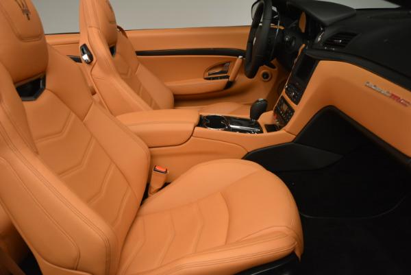 New 2017 Maserati GranTurismo MC for sale Sold at Rolls-Royce Motor Cars Greenwich in Greenwich CT 06830 27