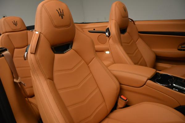 New 2017 Maserati GranTurismo MC for sale Sold at Rolls-Royce Motor Cars Greenwich in Greenwich CT 06830 28