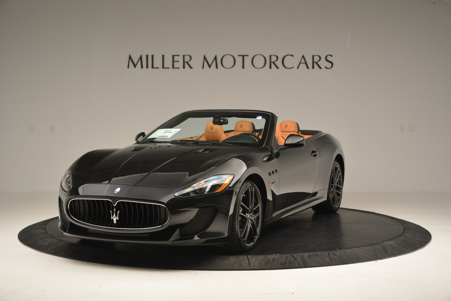 New 2017 Maserati GranTurismo MC for sale Sold at Rolls-Royce Motor Cars Greenwich in Greenwich CT 06830 1