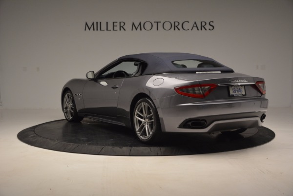 New 2017 Maserati GranTurismo Sport for sale Sold at Rolls-Royce Motor Cars Greenwich in Greenwich CT 06830 15