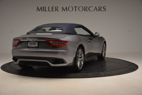 New 2017 Maserati GranTurismo Sport for sale Sold at Rolls-Royce Motor Cars Greenwich in Greenwich CT 06830 16