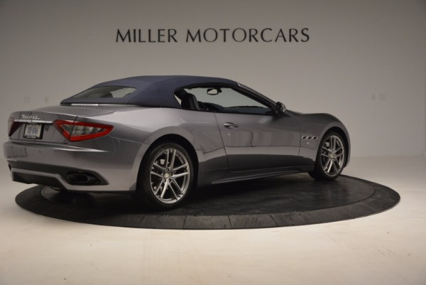 New 2017 Maserati GranTurismo Sport for sale Sold at Rolls-Royce Motor Cars Greenwich in Greenwich CT 06830 17