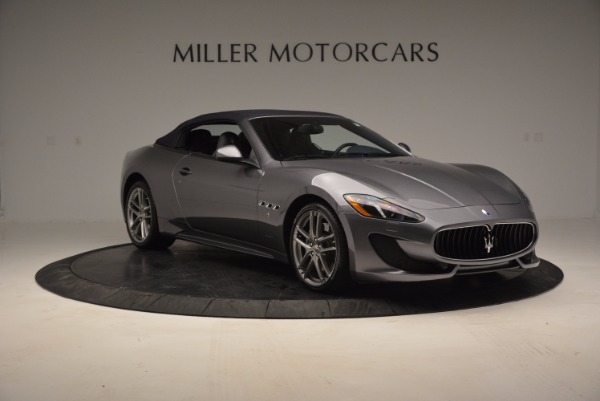 New 2017 Maserati GranTurismo Sport for sale Sold at Rolls-Royce Motor Cars Greenwich in Greenwich CT 06830 20