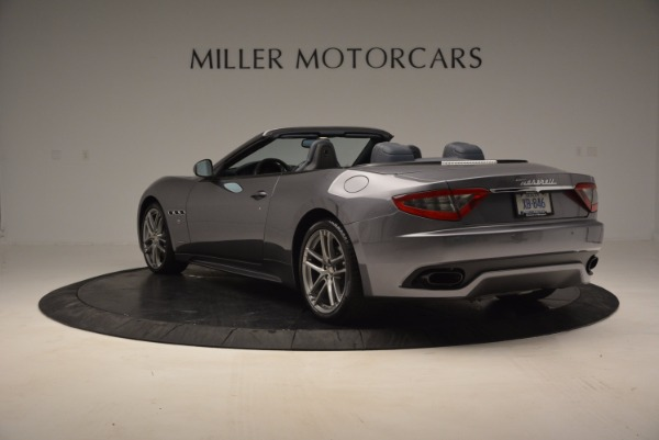 New 2017 Maserati GranTurismo Sport for sale Sold at Rolls-Royce Motor Cars Greenwich in Greenwich CT 06830 4