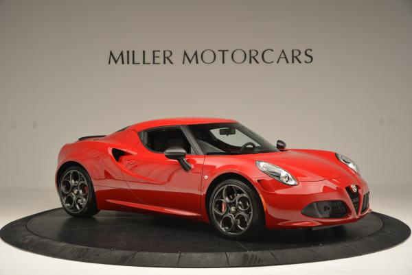 Used 2015 Alfa Romeo 4C Launch Edition for sale Sold at Rolls-Royce Motor Cars Greenwich in Greenwich CT 06830 10
