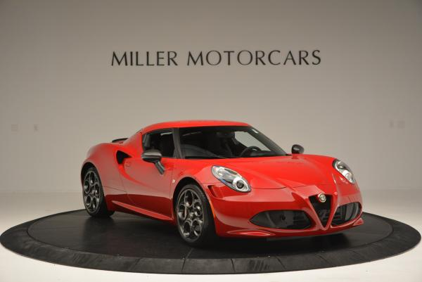 Used 2015 Alfa Romeo 4C Launch Edition for sale Sold at Rolls-Royce Motor Cars Greenwich in Greenwich CT 06830 11