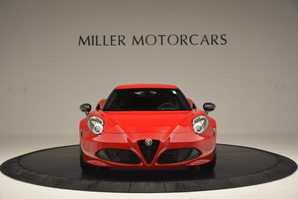 Used 2015 Alfa Romeo 4C Launch Edition for sale Sold at Rolls-Royce Motor Cars Greenwich in Greenwich CT 06830 12